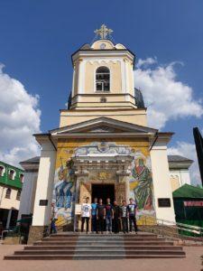 В Свято-Троицком женском монастыре